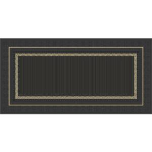 """שטיח למטבח מעוצב מנדלה קשת 60/90 ס""""מ 20"""