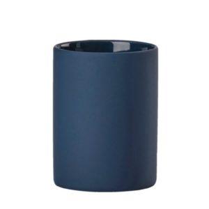 כוס למברשות שיניים KARMA כחול ZONE